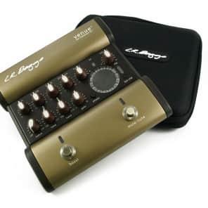 LR Baggs Venue DI Acoustic Preamp EQ/DI/Tuner Pedal works w/Martin or Taylor guitar