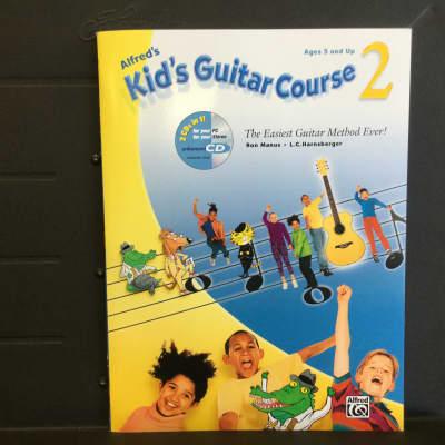 Kids Guitar Course 2