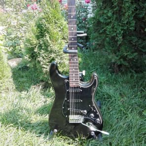 Fender Fender custom Stratocaster 1978 Vintage 78 Black deep antique for sale