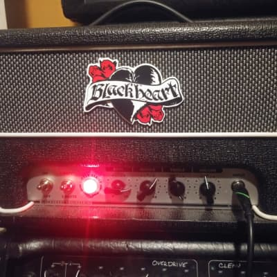 Blackheart BH-5H Little Giant 5-Watt Guitar Amp Head 2000s