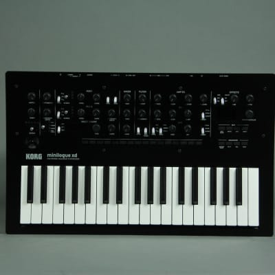 Korg MiniLogue XD 4-Voice Analog Synthesizer Bundle w/ FREE Gear from Palen Music!