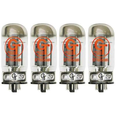 Groove Tubes GT-6550-R Quartet Matched Power Tubes Medium Power