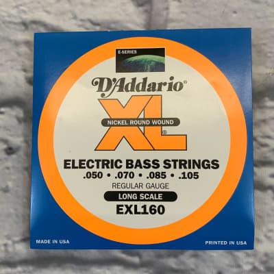 D'Addario EXL160 Regular Gauge 50-105 Bass Strings