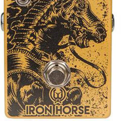 Walrus LM308 Iron Horse Distortion Pedal for sale