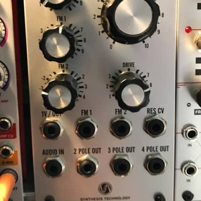 Synthesis Technology E440 Discrete OTA VCF