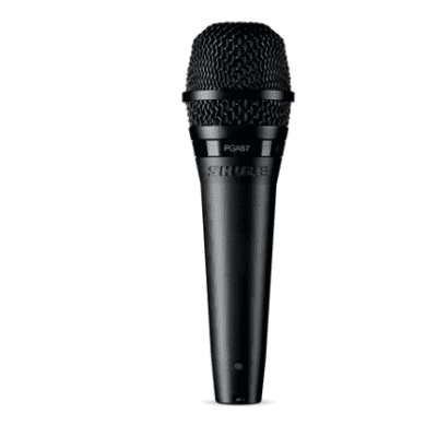 Shure PGA57 Instrument Microphone w/XLR cable