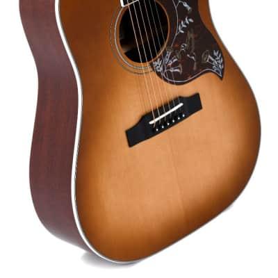 Sigma Sigma DM-SG5+ Electro Acoustic  Heritage Cherry Sunburst for sale