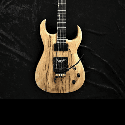Gandalf Custom guitar Solid Korina by:Black Diamond USA for sale