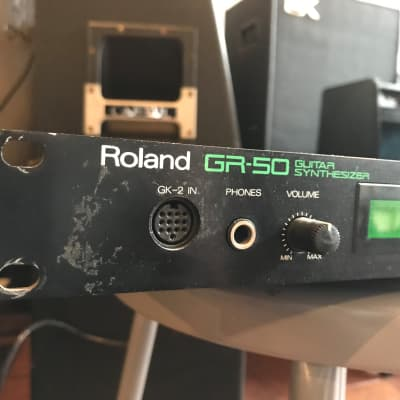 Roland  GR-50 Guitar Synthesizer Rack Unit