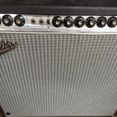 Fender Super Reverb Silverface