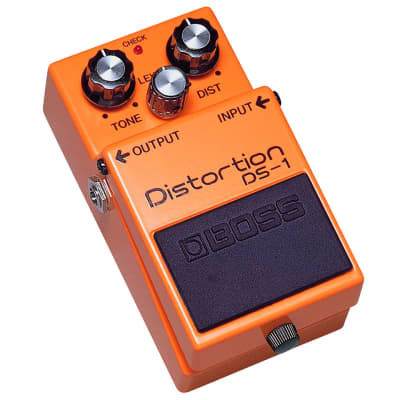 Boss Boss DS-1 Distortion Pedal for sale