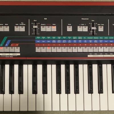 Roland JX-3P Analog Synthesizer with Kiwi Upgrade