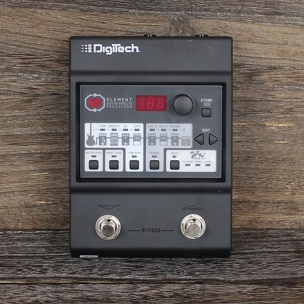 digitech element multi effects pedal sound house music reverb. Black Bedroom Furniture Sets. Home Design Ideas