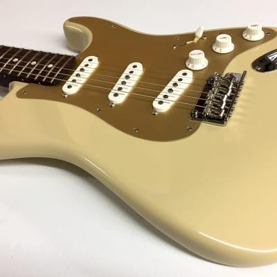 Fender Fender American Professional Stratocaster Rosewood Neck in Limited Desert Sand for sale