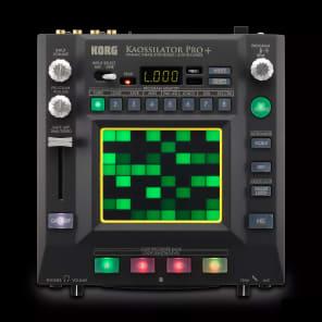 Korg Kaossilator Pro+ Phrase Synthesizer/Looper