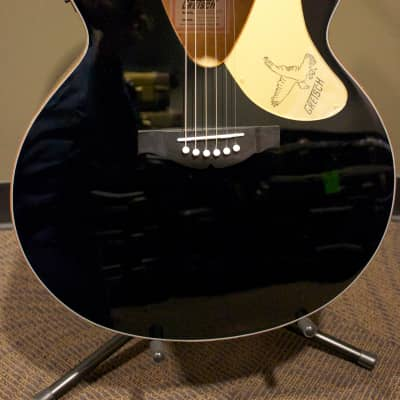 Gretsch G5022CWFE Rancher Falcon Acoustic/Electric Black for sale