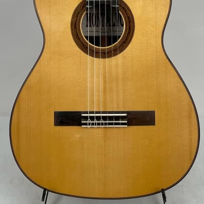 Casa Montalvo Barbero Model Classical Guitar w/ Cutaway 2021 for sale