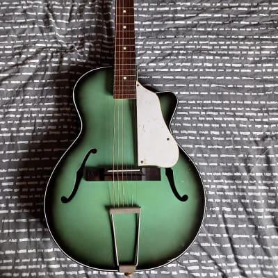 Rosetti Lucky 7 1960s  Green-burst for sale