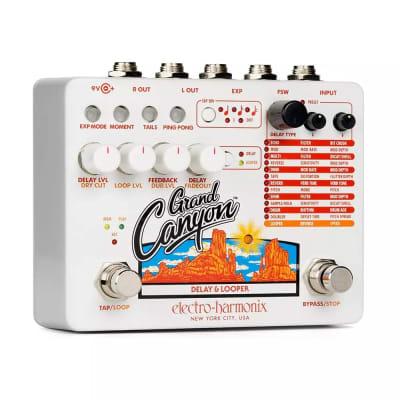 Electro Harmonix Grand Canyon Delay & Looper for sale