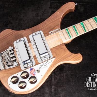 Rickenbacker 4003AC Al Cisneros Bass Guitar
