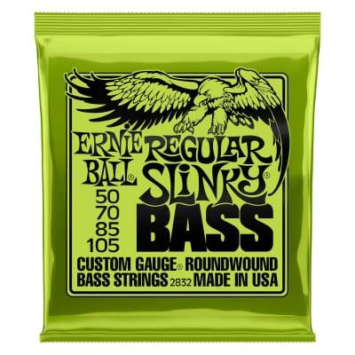Ernie Ball Bass Guitar Regular Slinky 50-105