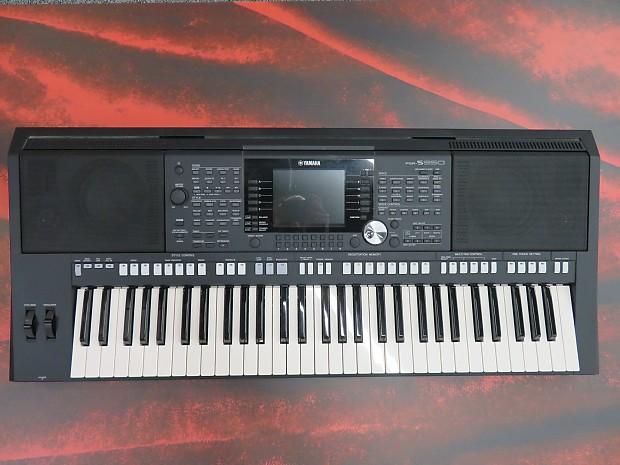 Yamaha PSR-S950 | Sam Ash Cleveland