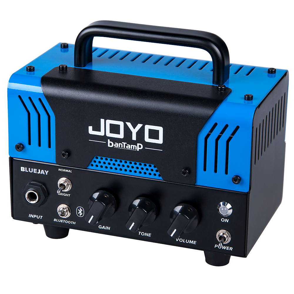 Joyo BanTamP Bluejay 20-Watt Tube Guitar Head   Reverb