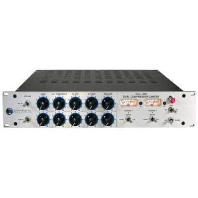 Summit Audio DCL-200 Dual Tube Compressor Limiter