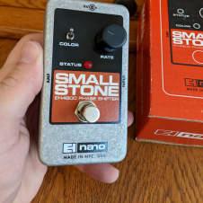 Electro-Harmonix Nano Small Stone (EH4800) Phase Shifter