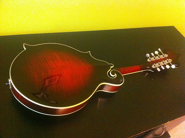 Dearstone Mandolin With Calton Case Reverb