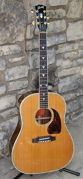 2003 gibson custom shop j 45 acoustic guitar reverb. Black Bedroom Furniture Sets. Home Design Ideas
