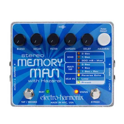 Electro Harmonix Stereo Memory Man Hazarai for sale