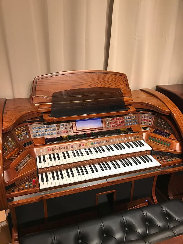 Lowrey Imperial Organ Oak Family Music Centers Las Vegas