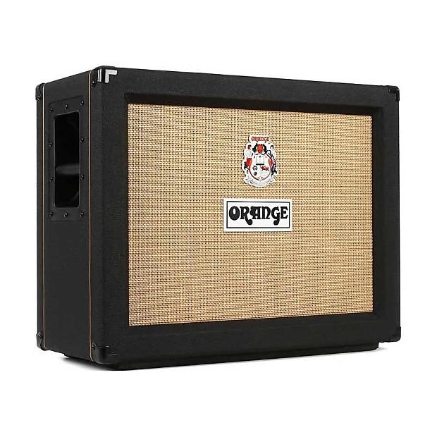 orange amplifiers ppc series ppc212ob 120w 2x12 open back reverb. Black Bedroom Furniture Sets. Home Design Ideas