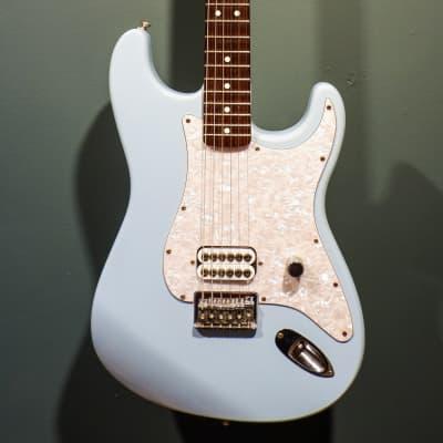 Fender Tom Delonge Signature Stratocaster Daphne Blue for sale