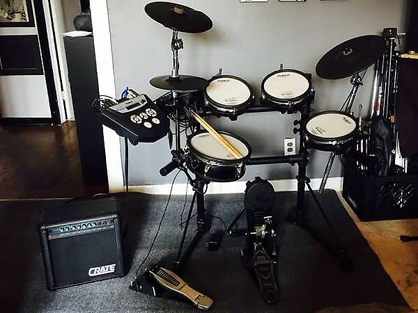 Roland Electronic Drum Kit TD-6V V-Tour Series