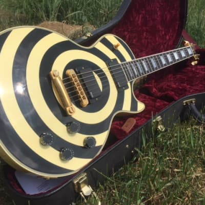 2000 GIBSON Les Paul Zakk Wylde 2000 Bullseye for sale