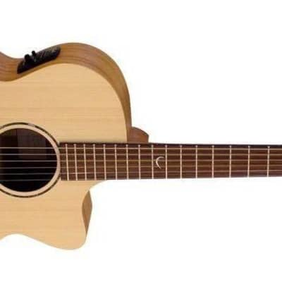 Faith Naked Venus, Electro-Acoustic, All Solid, Engelmann Spruce Top, Mahogany Back for sale