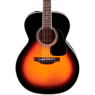 Takamine Pro Series 6 NEX Acoustic-Electric Guitar Regular Sunburst