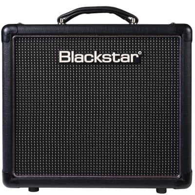 "Blackstar HT-1R 1-Watt 1x8"" Guitar Combo Amp with Reverb"