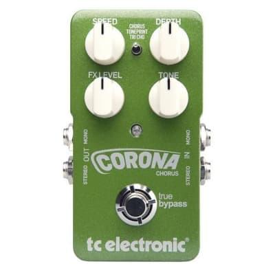 TC Electronic Corona Chorus Pedal for sale