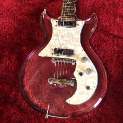 1970s ELK CMT-600 MIJ vintage guitar