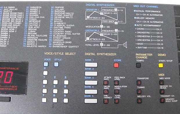 yamaha pss 680 2 operator fm portasound pdf