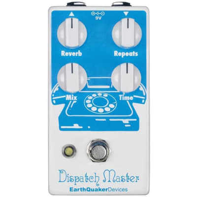 Earthquaker Devices Dispatch Master v3 Digital Delay & Reverb with Flexi-Switch for sale