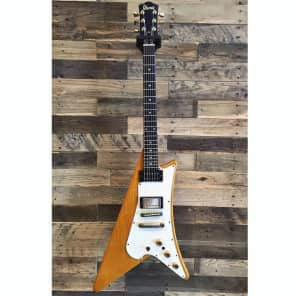 Ibanez 2469 Modern Set Neck HH Korina with Gold Hardware