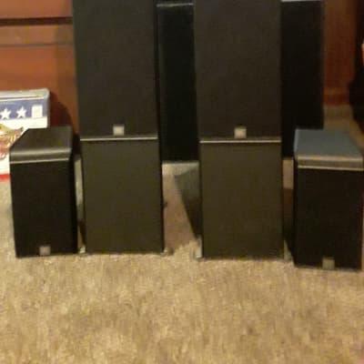 JBL ES Series 6 Piece Surround System