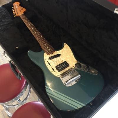 Fender Competition Mustang 1970 Sea-foam  Green for sale