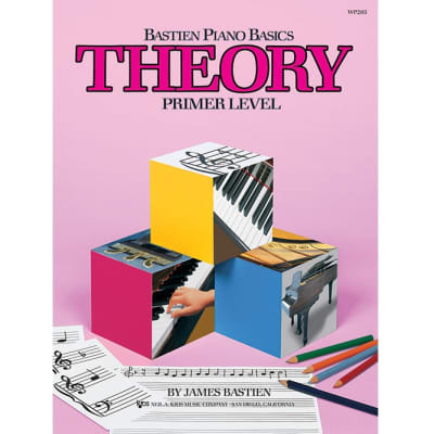 Bastien Piano Basics: Theory - Primer Level by James Bastien (Method Book)
