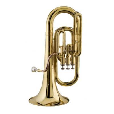 Holton B470R Collegiate Student Model 3-Valve Bb Baritone Horn