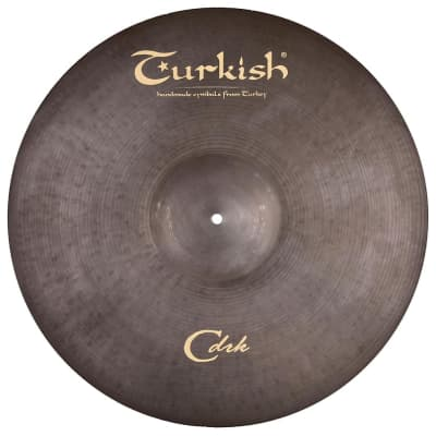 "Turkish Cymbals 20"" Classic Dark Ride"